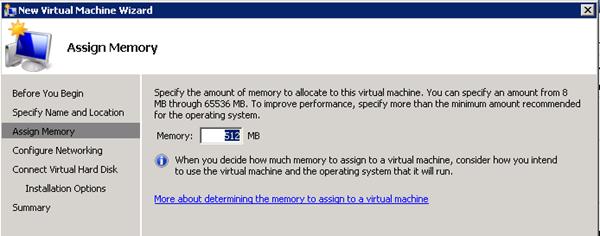 Hyper -V2 ve -V3 Dynamic Memory Karşılaştırması
