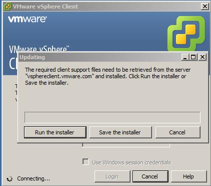 Vmware ESXi 5.1 den Vmware ESXi  5.5 Güncelleme