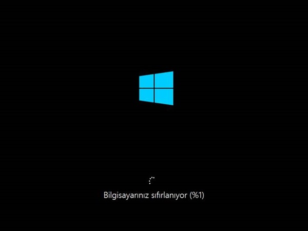 Windows 8.1 Reset Your PC