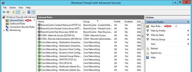 Windows Server 2012 R2 RDP Problemi