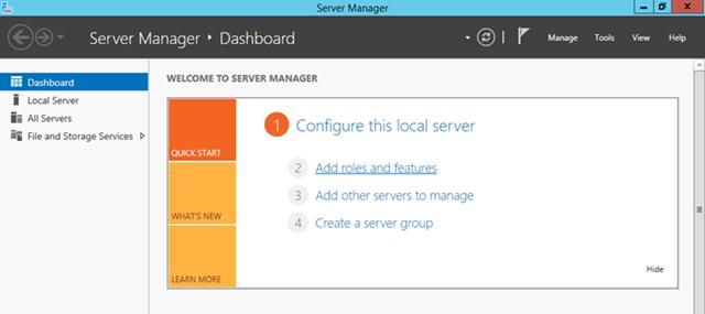 iSCSI Target Server Kurulumu ve Yapılandırma