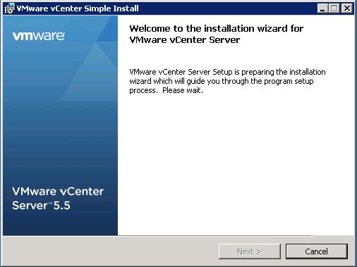 vCenter 5.5 Kurulum ve Yapılandırma